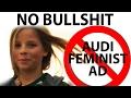 Audi's Feminist Super Bowl Commercial is Bullshit