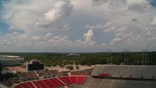 NC State Scoreboard Camera 2018-07-17: NC State Carter-Finley Stadium