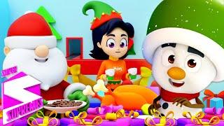 Kami mengucapkan selamat Hari Natal | Puisi untuk anak | Super Supremes Indonesia | Bayi sajak