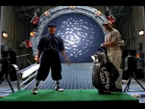 Stargate SG-1 Funny Moments