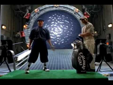 Stargate SG1 Funny Moments