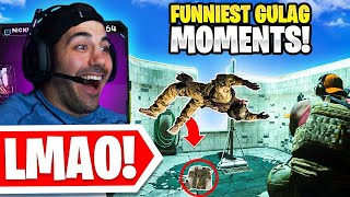 The FUNNIEST GULAG Moments! 🤣 (Modern Warfare Warzone)