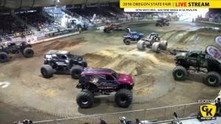 Machine Mania @ Oregon State Fair (9/2/2016)