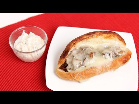 Homemade French Dip Sandwich Recipe - Laura Vitale - Laura in the Kitchen Episode 717
