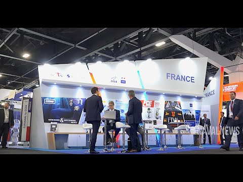 French Marine Industry Group GICAN at PACIFIC 2019 - Day 1