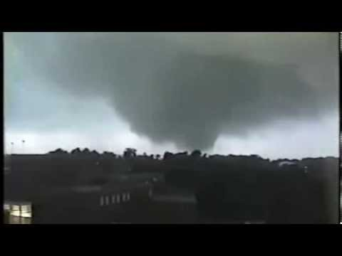 University of Maryland College Park Tornado