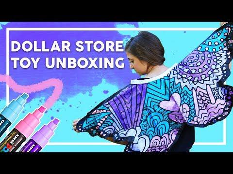 Dollar Store Toy Unboxing | Summer Edition | Kamri Noel