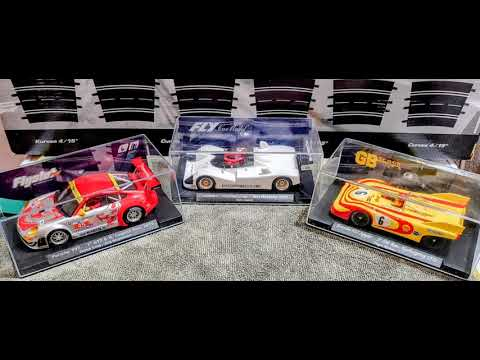 Fly Slot Cars Porsche Race