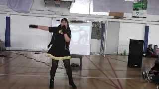 MIDI Osa en Chibi Fest 3.0 (Anata dake mitsumeteru)