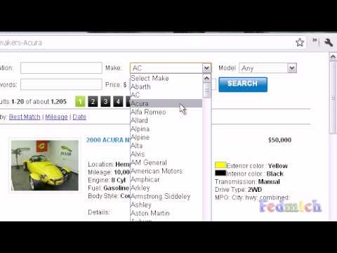 Classified - Web App (PHP, Database, AJAX)