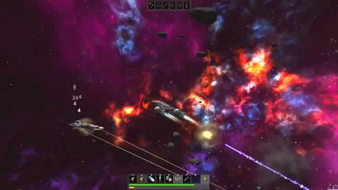 PvP in Nebula Online