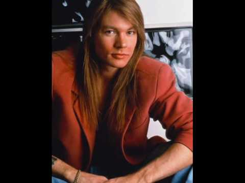 Axl Rose Picture Slideshow