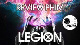 Review LEGION season 1 - phim về nhân vật trong X-MEN