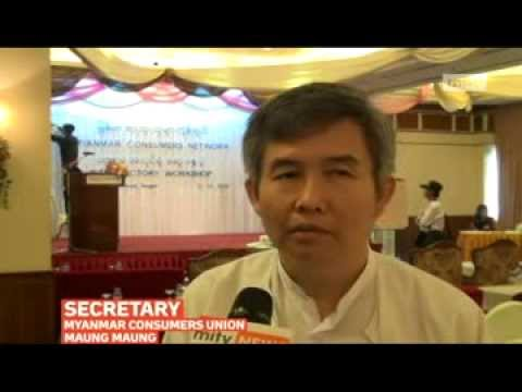 mitv - Safety Food: Quality Consumer Goods for Myanmar