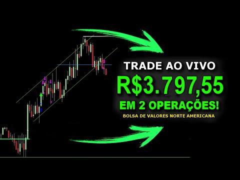 🔴 Day Trade Ao VIVO l R$3.797,55 Em 2 Operações No Mercado De Capitais