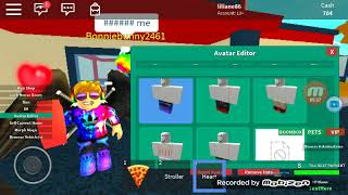 I played Roblox again 😎