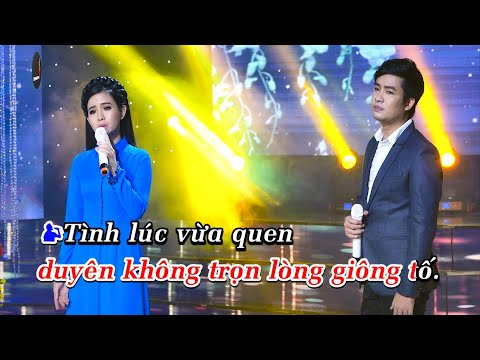 [Karaoke - Beat Gốc] Vì Lỡ Thương Nhau - Thiên Quang ft Quỳnh Trang