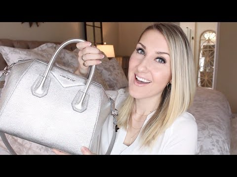 ALL ABOUT MY NEW BAG, WHAT'S INSIDE, REVIEW, & UPDATES!