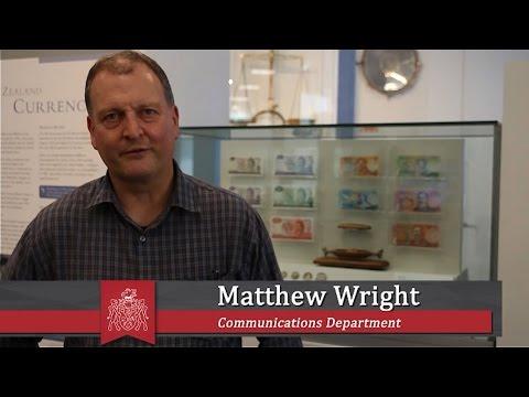 Behind the Bulletin - Matthew Wright