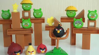 the angry birds movie toys surprise part 1 kids channel play tube tv