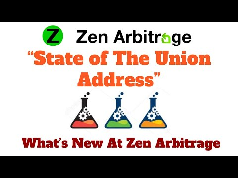 Massive Updates: What's New At Zen Arbitrage, 2019 Report (l
