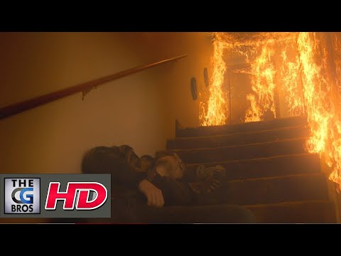 "CGI VFX Tutorial : ""Burning House Tutorial"" - by ActionVFX"