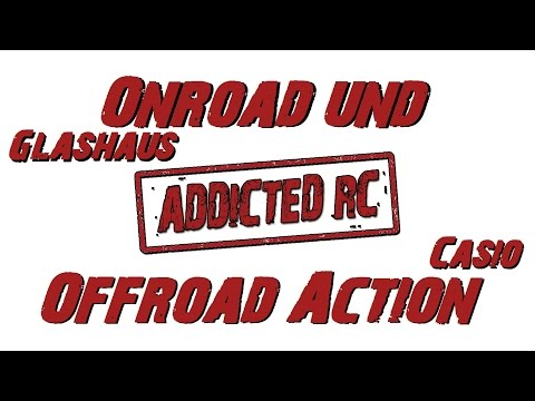 On- und Offroad Action - Glashaus - Casio - Full HD - Deutsc