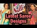 Nalli Silks Diwali Collections 2017 | Nalli Silks Designer Silk Sarees With Price
