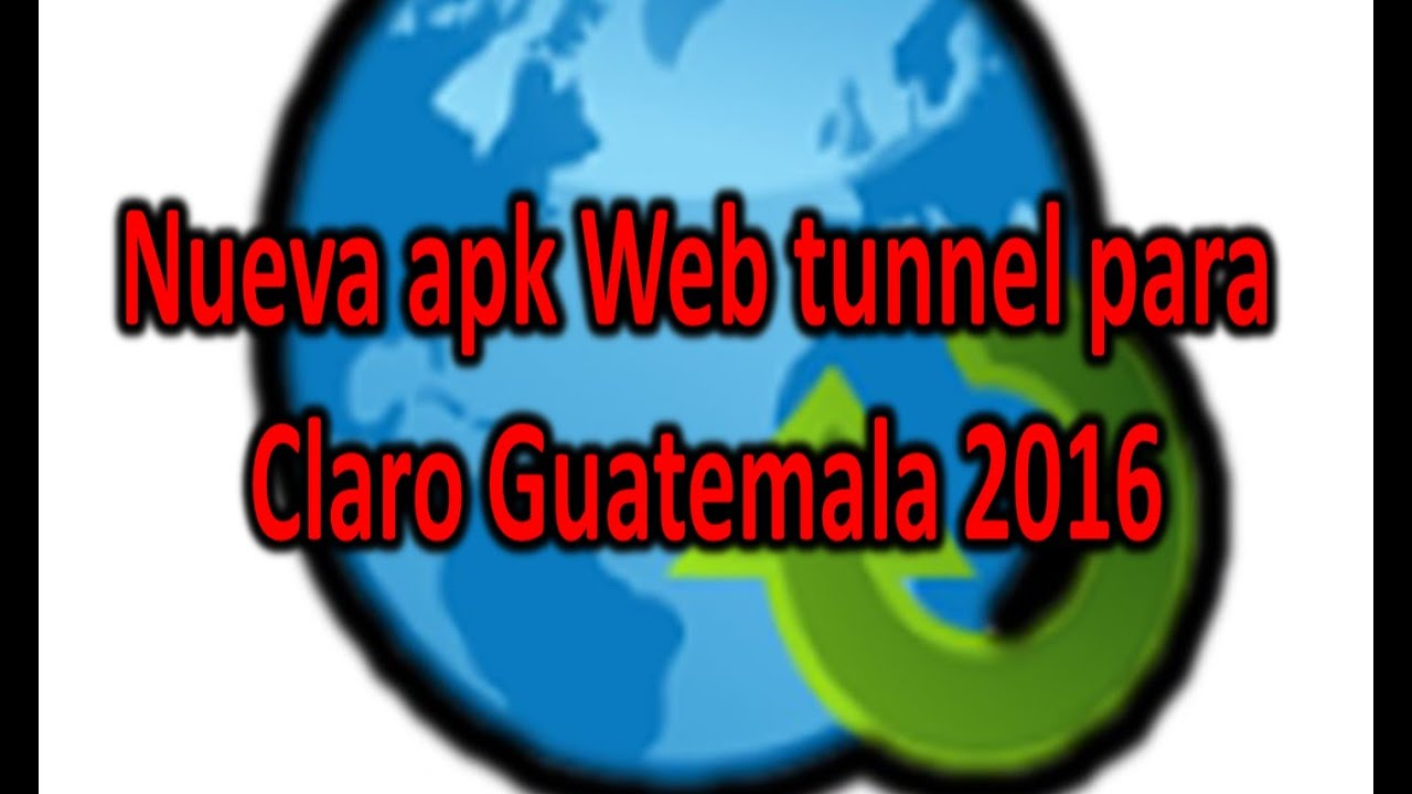 Web tunnel for apk