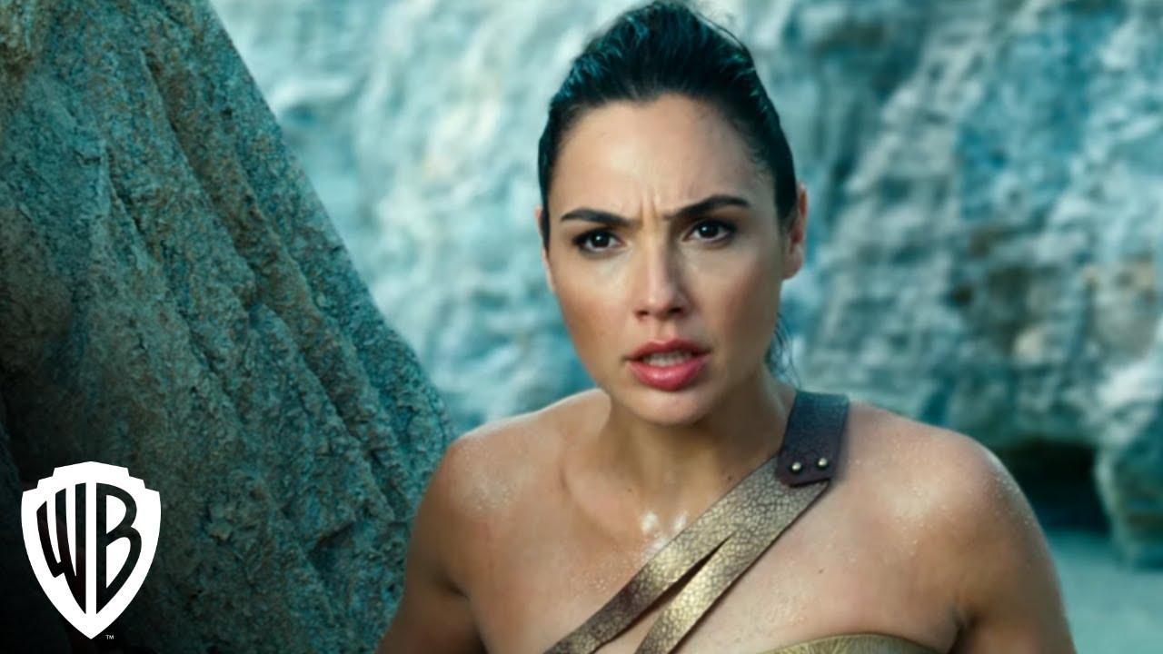 Download Wonder Woman | Diana Meets Steve Trevor | Warner Bros. Entertainment