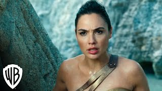 Wonder Woman | Diana Meets Steve Trevor | Warner Bros. Entertainment