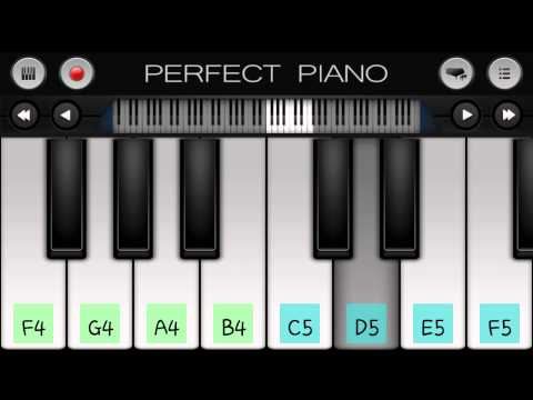 PerfectPiano: Nikah Masasi Piano Tutorial