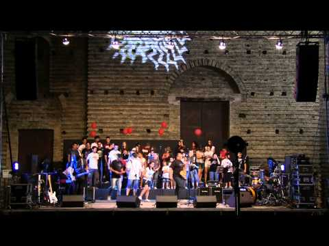 "PUERI CANTORES ""A NIGHT AT THE OPERA"" 31 LUGLIO 2012"