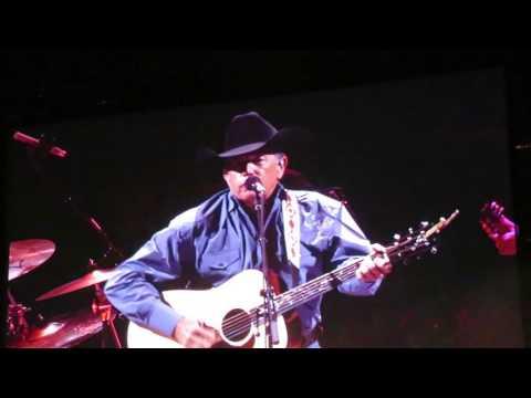 George Strait - Folsom Prison Blues/2016/Las Vegas, NV/T-Mobile Arena