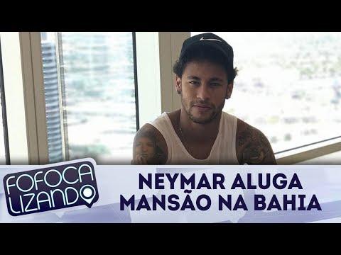 Veja Imagens Exclusivas Da Mansão Onde Neymar Vai Passar O Ano Novo | Fofocalizando (20/12/17)
