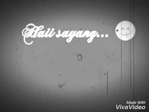 #IH aku sayang kamu selamanya hilda