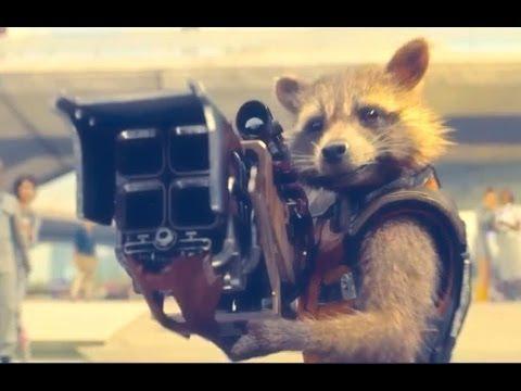 Фильм «Стражи Галактики» 2014 / Новый трейлер на русском / Смотреть онлайн