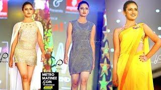 Oru Adaar Love Heroine Priya Prakash Varrier at Espanio Events Fashions Show