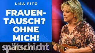 Lisa Fitz rechnet mit dem Privat-Fernsehen ab | SWR Spätschicht