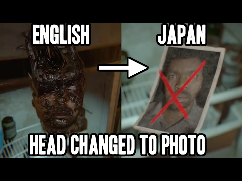How Resident Evil 7 Was Censored In Japan