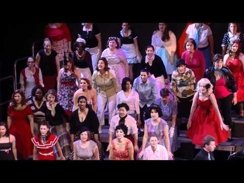 Mambo Italiano Rosemary Clooney  Congressional Chorus Cabaret  2012