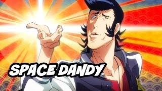 Space Dandy Episode 1 Review - Anime Club
