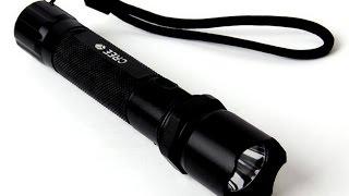 Купить Электрошокер фонарик по самой дешевой цене из китайского магазина(Купить с кешбеком 7% http://vk.cc/4pY8br Широкий Электрошокеров и не только Кри Q5 фонарик Шокер 20 Вт Taser для сильные..., 2015-10-25T00:55:10.000Z)