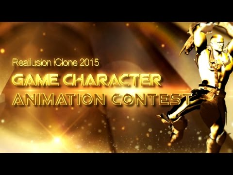 iClone Game Character Animation Contest - WINNERS