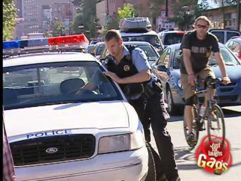 Sudden Police Car