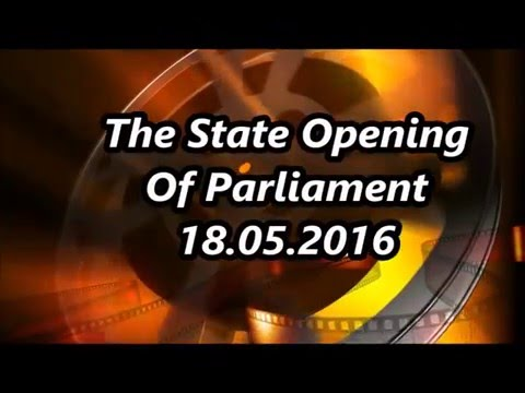 Dennis Skinner 2016 Quip to Blackrod. State Opening Of Parliament