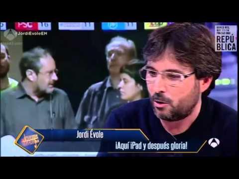 Jordi Évole defensa la CUP a Antena 3. !!!!.||\☆/||
