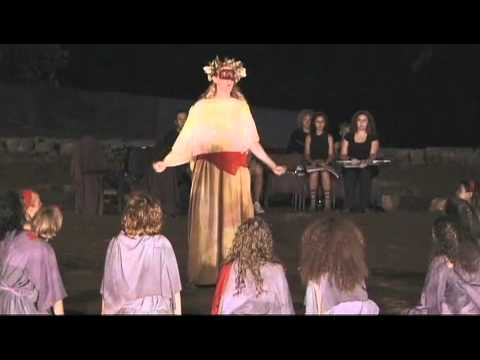 Bacchae - University of Kansas (Greece 2006)