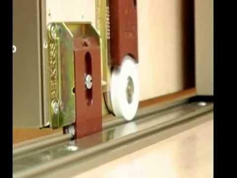 Sistema de seguridad para puertas correderas armarioskit - Sistemas de puertas correderas para armarios ...