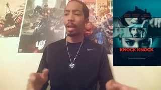 Download Video Knock Knock Movie Spoiler Review MP3 3GP MP4